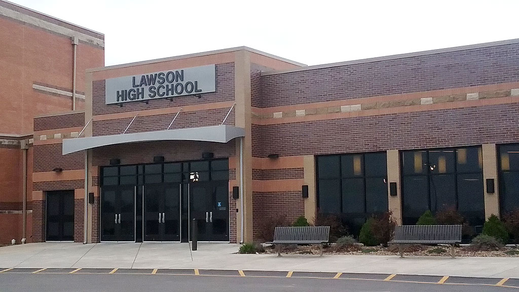 Lawson, Missouri High School photo