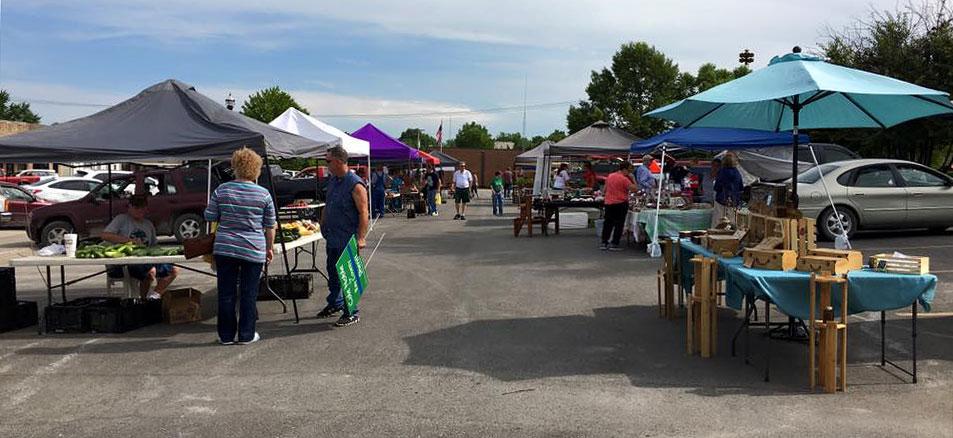 Photo of Lawson Farmer's Market
