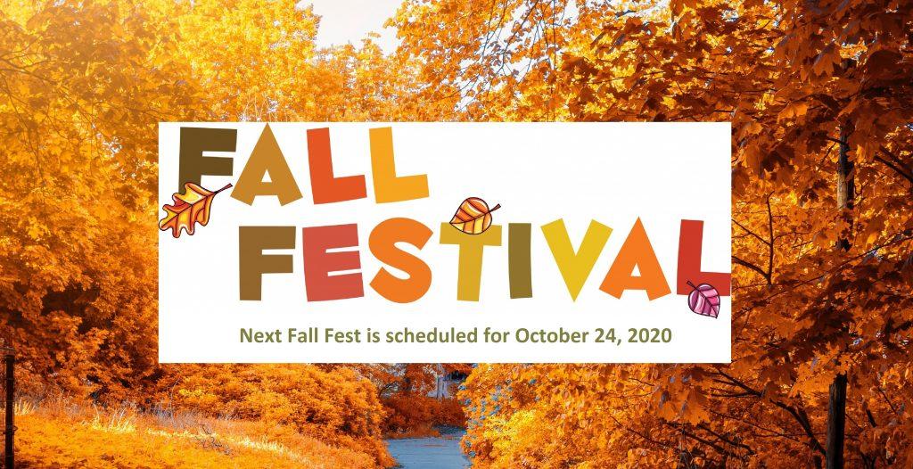 Lawson Fall Festival artwork