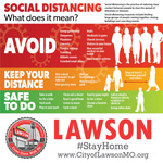 Download Social Distancing Poster icon