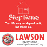 Download Stay Home Poster icon